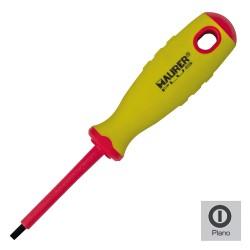Lona Impermeable Reforzada 3x4 metros (Aproximadamente) Con Ojetes Metálicos, Lona de Protección Duradera, Color Blanco.