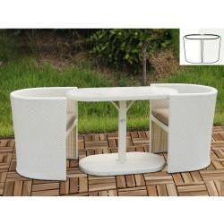 Felpudo Fibra Coco Raya Verde 45x75 cm.