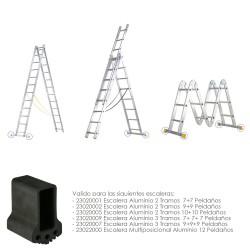 Tapajuntas Adhesivo Para Ceramica Metal Roble 82,0 cm.