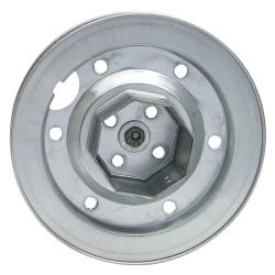 Cesped Artificial 13 mm. Rollo 1 x 10 metros. Uso Domestico
