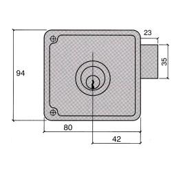 Guinalda Luces Navidad 100 Leds Color Multicolor. Luz navidad interiores y exteriores IP44. Funcina 3 Baterias AA (No incluidas)