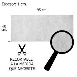 Enrejado Triple Torsion 19 / Ancho 100 cm. Rollo 10 Metros Uso Domestico
