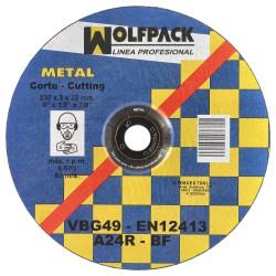 Lija Hierro 3 Muy Grueso (Pack 10 Pliegos)