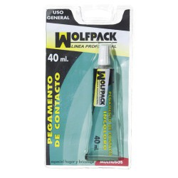 Pegamento Contacto Wolfpack 40 ml.