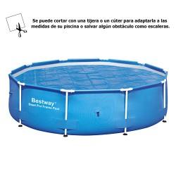 Escalera Doméstica Aluminio Profesional 6 Peldaños 12 cm Grosor.