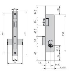 Tela Mosquitera Fibra Vidrio Gris 18x16/180 cm. Rollo 50 metros.
