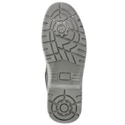 Pantalones Cortos DeTrabajo, Multibolsillos, Resistentes, Gris/Amarillo Talla 54/56 XXL