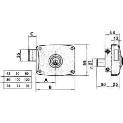Buzo Trabajo Wolfpack Azul Talla 54