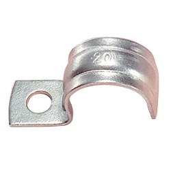 Grapa Metalica 1 Pata 32 mm. Wolfpack Caja 100 unidades