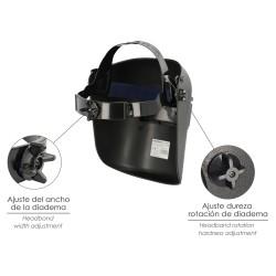 Wolfpack Sombrero Galvanizado para Estufa, Chimenea, Extracción de Humos, Para tubo Ø 150 mm.