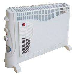 Termoconvector De Suelo 2000 Turbo / Timer