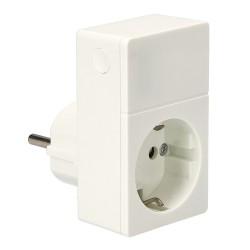 Sujetacables Plano Simple 2 mm (Bolsa 200 unidades)