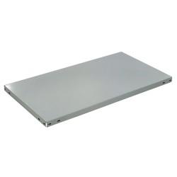 Tubo Aluminio Compacto Blanco Ø 100 mm. / 5 metros