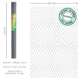 Caldereta Sifónica PVC T-86-VH 15x15 75-50