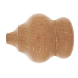 """Letra Latón """"P"""" 10 cm. con Tornilleria Oculta (Blister 1 Pieza)"""